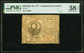 Colonial Notes:Continental Congress Issues, Continental Currency May 20, 1777 $30 PMG Choice About Unc 58 EPQ.. ...