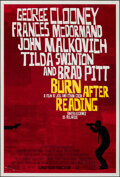 """Movie Posters:Comedy, Burn After Reading (Focus Features, 2008). Rolled, Fine/Very Fine. One Sheet (27"""" X 40"""") DS. Comedy.. ..."""