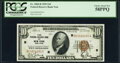 Small Size:Federal Reserve Bank Notes, Fr. 1860-B $10 1929 Federal Reserve Bank Note. PCGS Choice About New 58PPQ.. ...