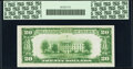 Fr. 1870-B $20 1929 Federal Reserve Bank Note. PCGS Very Choice New 64PPQ