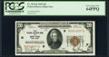 Small Size:Federal Reserve Bank Notes, Fr. 1870-B $20 1929 Federal Reserve Bank Note. PCGS Very Choice New 64PPQ.. ...