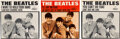 Music Memorabilia:Recordings, The Beatles First Three Original Capitol Single Releases With Picture Sleeves (1964). ... (Total: 3 Items)
