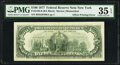 Error Notes:Offsets, Partial Face to Back Offset Error Fr. 2168-B $100 1977 Federal Reserve Note. PMG Choice Very Fine 35 EPQ.. ...