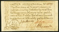 Colonial Notes:North Carolina, North Carolina December, 1771 10s Choice New.. ...