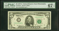 Small Size:Federal Reserve Notes, Fr. 1975-C $5 1977A Federal Reserve Note. PMG Superb Gem Unc 67 EPQ.. ...