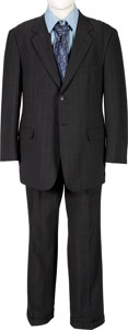 Movie/TV Memorabilia:Costumes, Steve Carell Screen Worn The Office Business Suit....