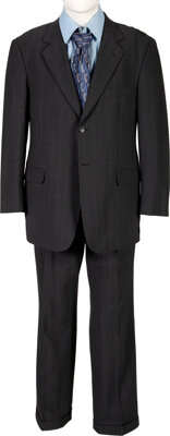 Steve Carell Screen Worn The Office Business Suit