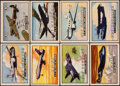 """Non-Sport Cards:Sets, 1952 Topps """"Wings"""" Complete Set (200). ..."""