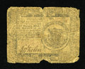 Colonial Notes:Continental Congress Issues, Continental Currency May 9, 1776 $1 Good-Very Good....