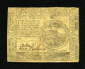Colonial Notes:Continental Congress Issues, Continental Currency November 2, 1776 $4 Fine....