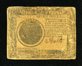 Colonial Notes:Continental Congress Issues, Continental Currency September 26, 1778 $7 Very Fine....