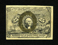 Fractional Currency:Second Issue, Fr. 1289 25c Second Issue Very Fine....