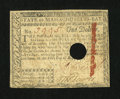 Colonial Notes:Massachusetts, Massachusetts May 5, 1780 $1 Extremely Fine....