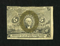 Fractional Currency:Second Issue, Fr. 1233 5c Second Issue About New....