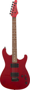 Musical Instruments:Electric Guitars, Bob Dylan/Eric Clapton Signed Lotus Electric Guitar. . ...