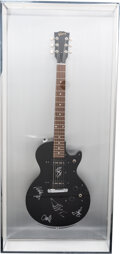 Musical Instruments:Electric Guitars, Foo Fighters Signed Gibson Electric Guitar. . ...