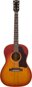 Musical Instruments:Acoustic Guitars, 1962 Gibson B-25 Cherry Sunburst Acoustic Guitar, Serial #54203.. ...