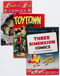 Golden Age Humor Comics Group of 23 (Various Publishers, 1940s-50s) Condition: Average FN.... (Total: 23 Comic Books)