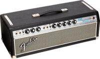 1968 Fender Bandmaster Silverface Guitar Amplifier, Serial #A28217