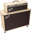 Musical Instruments:Amplifiers, PA, & Effects, circa 1996 Fender Tone-Master Blonde Guitar Amplifier, Serial #0938.. ...