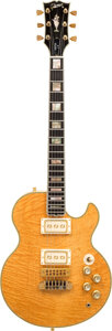 Musical Instruments:Electric Guitars, 1978 Gibson L5S Natural Solid Body Electric Guitar, Serial #70948008.. ...