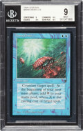 Memorabilia:Trading Cards, Magic: The Gathering Mana Drain Legends Edition BGS 9 (Wizards of the Coast, 1994)....