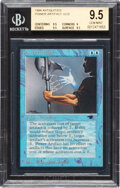 Memorabilia:Trading Cards, Magic: The Gathering Power Artifact Antiquities Edition BGS 9.5 (Wizards of the Coast, 1994)....