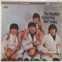 The Beatles Yesterday and Today First State Butcher Cover Stereo LP in Original Shrink Wrap