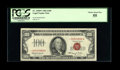 Small Size:Legal Tender Notes, Fr. 1550* $100 1966 Legal Tender Note. PCGS Choice About New 55.. ...