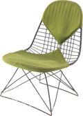 """Furniture, Charles Eames (American, 1907-1978) and Ray Kaiser Eames (American, 1912-1988). LKR """"Cats Cradle"""" Side Chair, circa 1964..."""