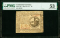Colonial Notes:Continental Congress Issues, Continental Currency May 20, 1777 $2 PMG About Uncirculated 53.. ...