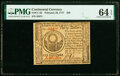 Colonial Notes:Continental Congress Issues, Continental Currency February 26, 1777 $30 PMG Choice Uncirculated 64 EPQ.. ...