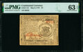 Colonial Notes:Continental Congress Issues, Continental Currency May 9, 1776 $1 PMG Choice Uncirculated 63 EPQ.. ...