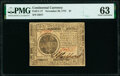 Colonial Notes:Continental Congress Issues, Continental Currency November 29, 1775 $7 PMG Choice Uncirculated 63.. ...