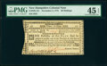 Colonial Notes:New Hampshire, New Hampshire November 3, 1775 30s PMG Choice Extremely Fine 45 EPQ.. ...