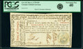 Colonial Notes:Georgia, Georgia May 4, 1778 $20 PCGS Extremely Fine 40.. ...