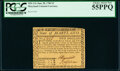 Maryland June 28, 1780 $2 PCGS Choice About New 55PPQ