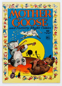 Four Color #68 Mother Goose (Dell, 1945) Condition: VF+