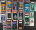 Football Collectibles:Tickets, 1972-2007 Super Bowl Ticket Stubs, Lot of 17....
