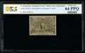 Fractional Currency:Second Issue, Milton 2E5FR.2 5¢ Second Issue PCGS Banknote Choice Unc 64 PPQ.. ...