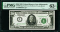 Small Size:Federal Reserve Notes, Fr. 2200-I $500 1928 Federal Reserve Note. PMG Choice Uncirculated 63 EPQ.. ...