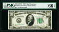 Small Size:Federal Reserve Notes, Fr. 2001-L $10 1928A Federal Reserve Note. PMG Gem Uncirculated 66 EPQ.. ...