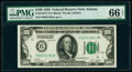 Small Size:Federal Reserve Notes, Fr. 2150-F $100 1928 Federal Reserve Note. PMG Gem Uncirculated 66 EPQ.. ...