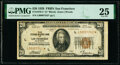 Fr. 1870-L* $20 1929 Federal Reserve Bank Star Note. PMG Very Fine 25