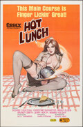 """Movie Posters:Adult, Hot Lunch & Other Lot (Essex, 1978). Folded, Very Fine-. One Sheets (2) (25"""" X 38"""", 27"""" X 41""""). Adult.. ..."""