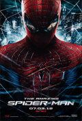 """Movie Posters:Action, The Amazing Spider-Man (Columbia, 2012). Rolled, Very Fine-. One Sheet (27"""" X 40"""") DS Advance 3-D Style. Action.. ..."""