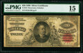 Large Size:Silver Certificates, Fr. 316 $20 1886 Silver Certificate PMG Choice Fine 15.. ...