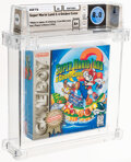 Video Games:Nintendo, Super Mario Land 2: 6 Golden Coins (Player's Choice) - Wata 8.0 A+ Sealed, GB Nintendo 1992 USA. ...