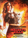 """Movie Posters:Action, Machete Kills (Open Road, 2013). Folded, Very Fine+. French Grande (45.5"""" X 62"""") Advance. Action.. ..."""
