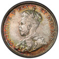 Canada: George V 25 Cents 1911 MS65 PCGS